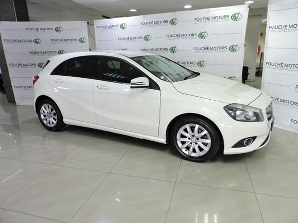 2013 Mercedes-Benz A-Class A 180 Be At  Gauteng Vereeniging_0