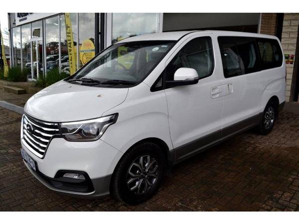 2019 Hyundai H1 2.5 CRDI Wagon Auto Free State Bethlehem_0