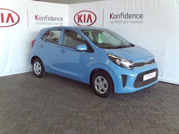 2021 Kia Picanto 1.2 Start Auto Gauteng Pretoria_0