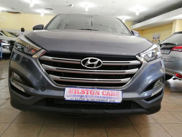 2016 Hyundai Tucson 2.0 Premium Gauteng Johannesburg_0