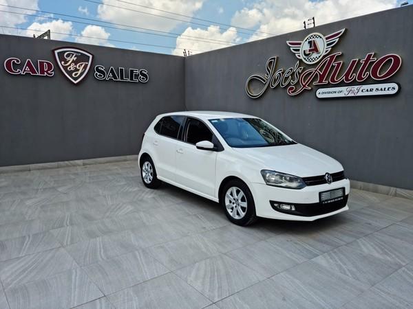 2013 Volkswagen Polo 1.6 Comfortline 5dr  Gauteng Vereeniging_0