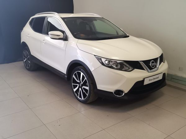 2015 Nissan Qashqai 1.6 dCi Acenta Auto Free State Bethlehem_0