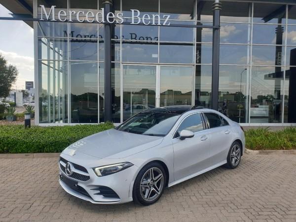 2021 Mercedes-Benz A-Class A200d 4-Door Gauteng Vereeniging_0