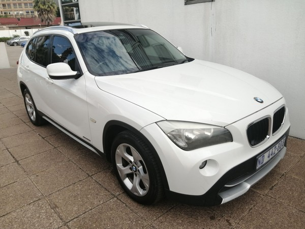 2011 BMW X1 Sdrive18i  Gauteng Germiston_0
