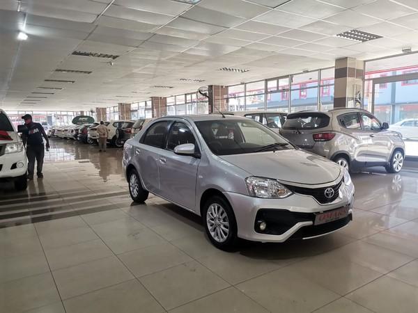 2017 Toyota Etios 1.5 Xs  Kwazulu Natal Durban_0