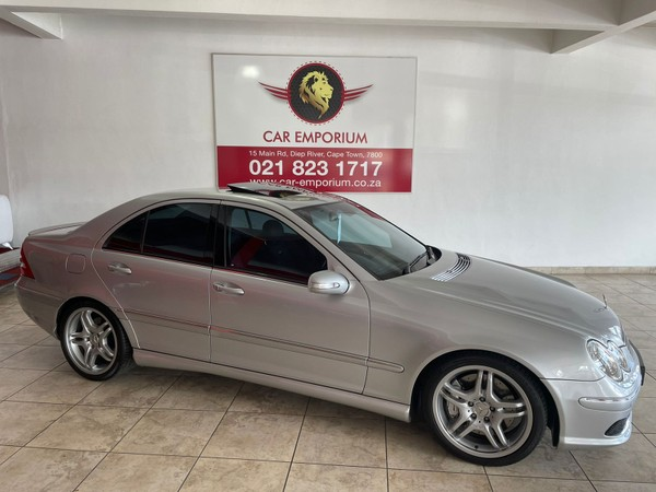 2004 Mercedes-Benz C-Class C55 Amg  Western Cape Diep River_0