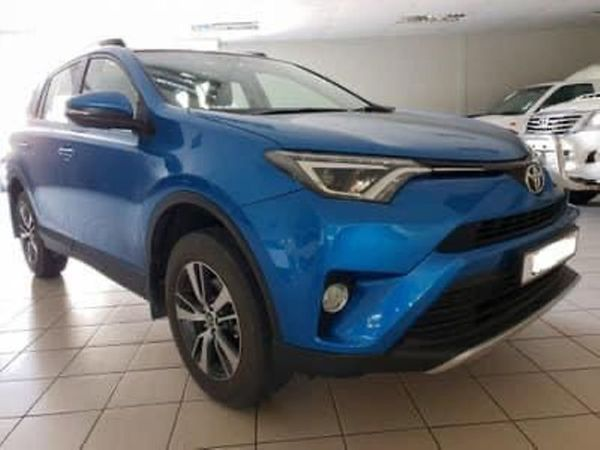 2016 Toyota RAV4 2.0 GX Auto Western Cape Worcester_0