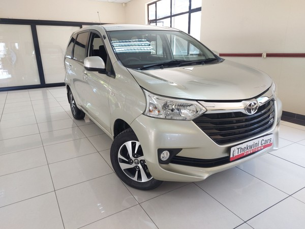 2018 Toyota Avanza 1.5 TX Kwazulu Natal Pinetown_0