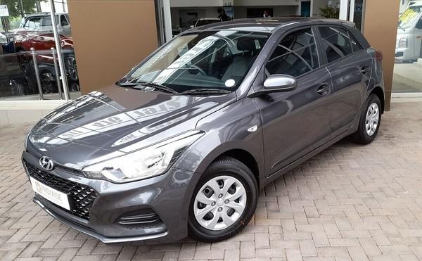 2020 Hyundai i20 1.2 Motion Gauteng Randburg_0