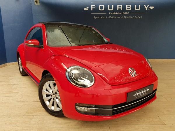 2013 Volkswagen Beetle 1.2 Tsi Design  Gauteng Four Ways_0