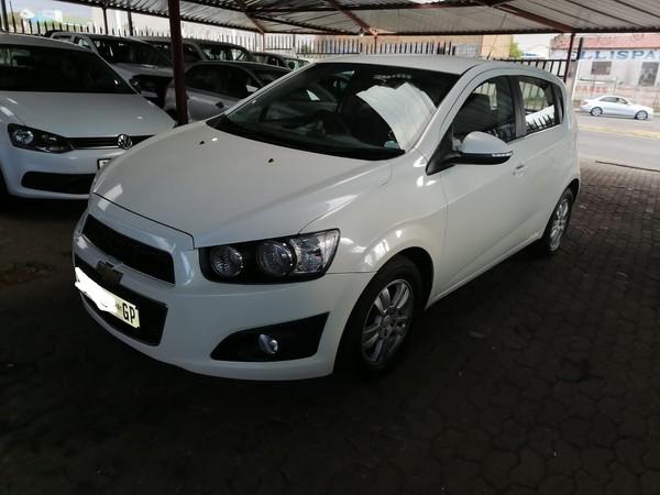 2015 Chevrolet Sonic 1.6 Ls  Gauteng Jeppestown_0