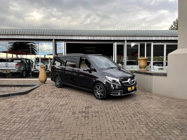 2021 Mercedes-Benz V-Class V 250d Avantgarde Auto Mpumalanga Delmas_0