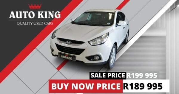 2014 Hyundai ix35 2.0 Executive Western Cape Cape Town_0