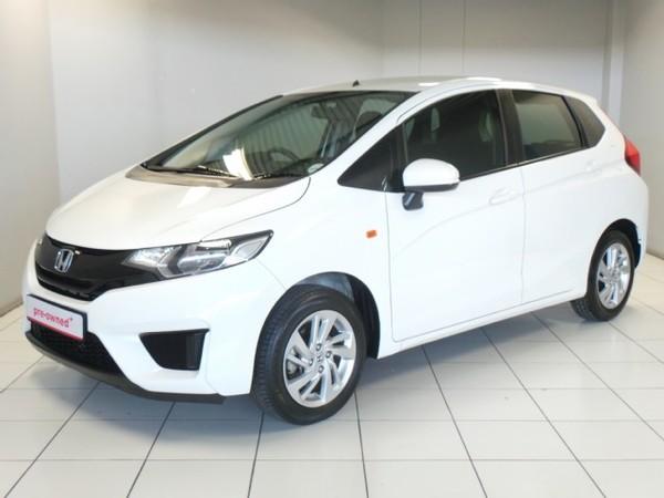 2018 Honda Jazz 1.2 Comfort Gauteng Pretoria_0