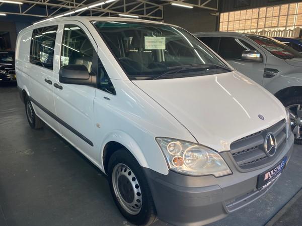 2012 Mercedes-Benz Vito 116 Cdi Crewcab  Free State Bloemfontein_0