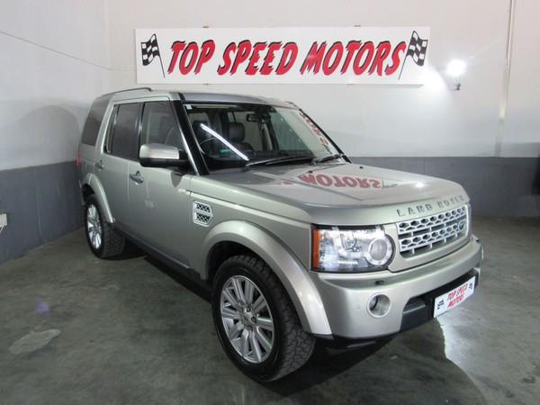 2013 Land Rover Discovery 4 3.0 Tdv6 Se  Gauteng Vereeniging_0