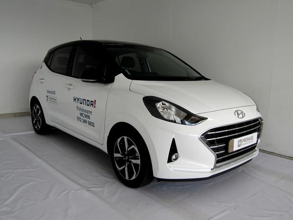 2021 Hyundai Grand i10 1.2 Fluid Limpopo Polokwane_0