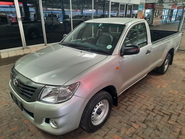 2014 Toyota Hilux 2.0 Vvti Pu Sc  Gauteng Vereeniging_0