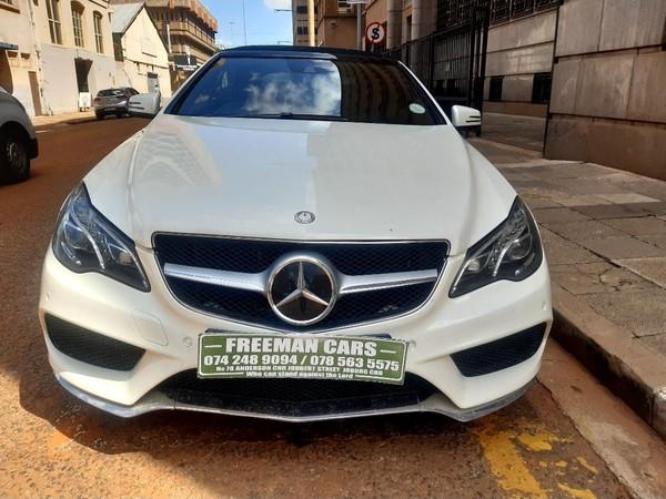 2014 Mercedes-Benz E-Class E 250 Avantgarde Gauteng Johannesburg_0