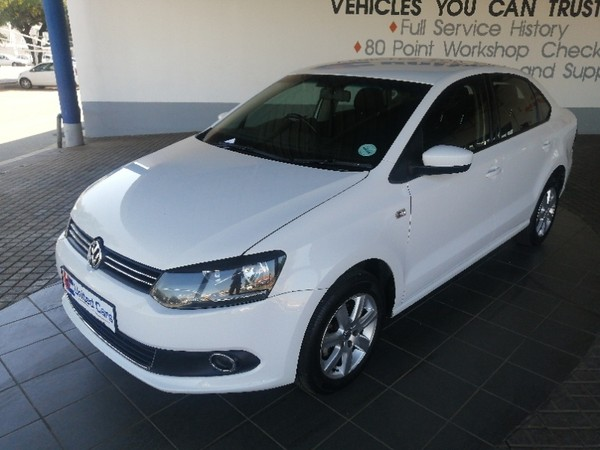 2015 Volkswagen Polo 1.6 Comfortline  North West Province Klerksdorp_0