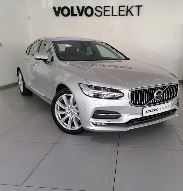 2019 Volvo S90 D5 Inscription GEARTRONIC AWD Free State Bloemfontein_0