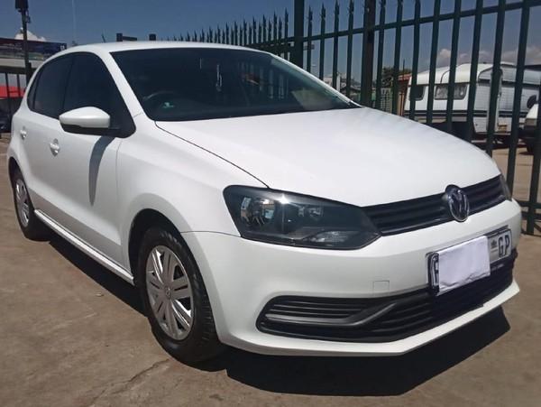 2014 Volkswagen Polo 1.2 TSI Trendline 66KW Gauteng Germiston_0