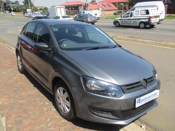 2014 Volkswagen Polo 1.6 Comfortline 5dr  Gauteng Kempton Park_0