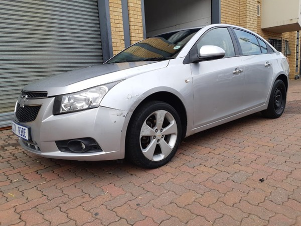 2010 Chevrolet Cruze 1.8 Lt At  Gauteng Germiston_0