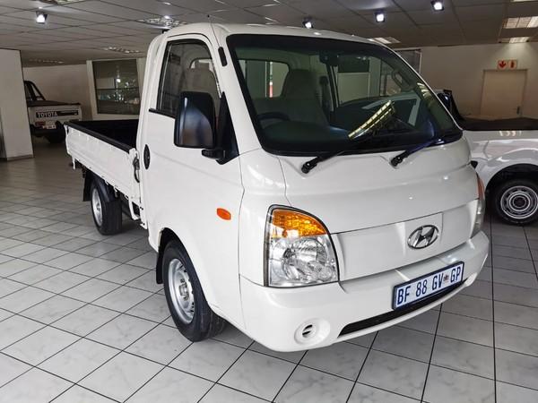 2011 Hyundai H100 Bakkie 2.5 Tci Fc Ds  Gauteng Edenvale_0