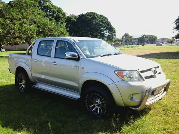2006 Toyota Hilux 2.7vvt-i Raider Pu Dc  Kwazulu Natal Durban_0