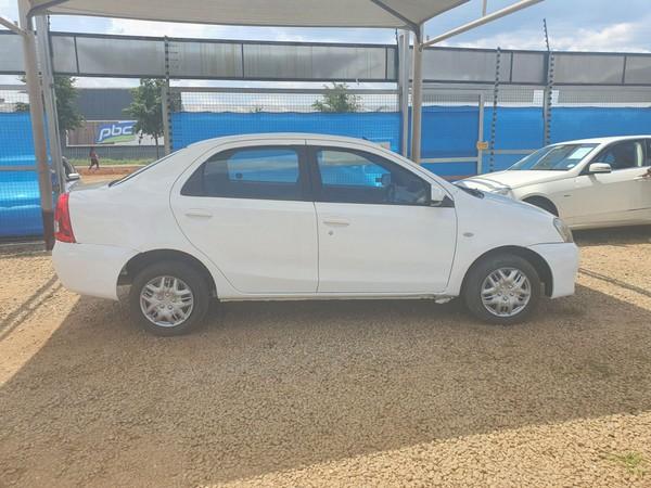 2013 Toyota Etios 1.5 Xs  Gauteng Lenasia_0