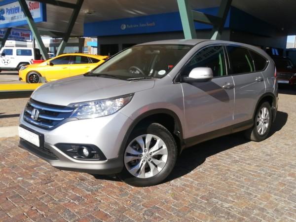 2014 Honda CR-V 2.0 Comfort  Gauteng Vanderbijlpark_0