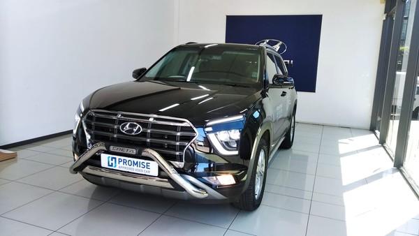 2021 Hyundai Creta 1.5D Executive Auto Kwazulu Natal Pinetown_0