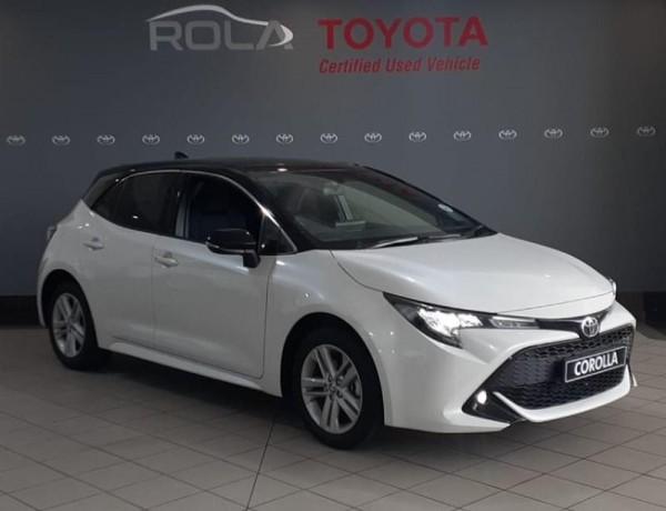 2021 Toyota Corolla 1.2T XS CVT 5-Door Western Cape Somerset West_0