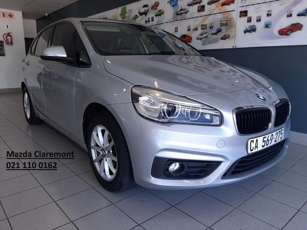 2016 BMW 2 Series 218i Active Tourer Auto Western Cape Claremont_0