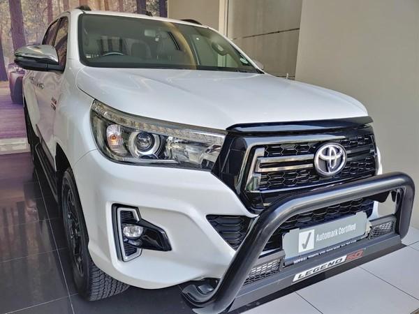 2019 Toyota Hilux 2.8 GD-6 Raider 4X4 Auto Legend 50 Double Cab  Gauteng Midrand_0