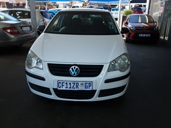 2009 Volkswagen Polo 1.4 Trendline  Gauteng Johannesburg_0