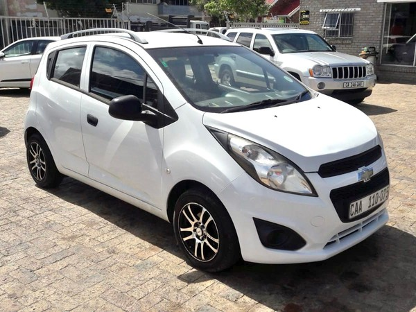2014 Chevrolet Spark 1.2 L 5dr  Western Cape Plumstead_0