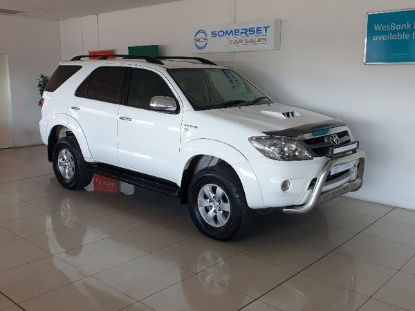 2007 Toyota Fortuner 3.0d-4d 4x4  Western Cape Strand_0