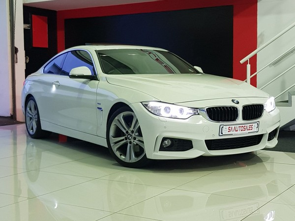 2014 BMW 4 Series 428i Coupe Luxury Line Auto Kwazulu Natal Pinetown_0