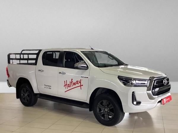 2021 Toyota Hilux 2.8 GD-6 Raider 4x4 Auto Double Cab Bakkie Gauteng Sandton_0