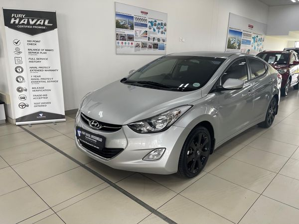 2014 Hyundai Elantra 1.8 Gls  Gauteng Sandton_0