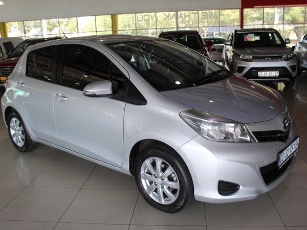 2014 Toyota Yaris 1.0 Xs 5dr  Gauteng Alberton_0