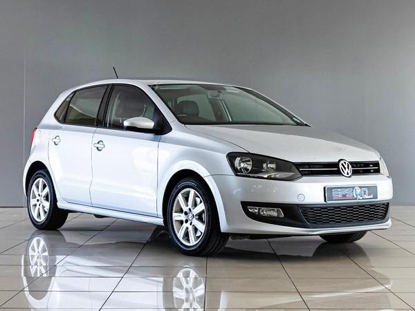 2012 Volkswagen Polo 1.6 Tdi Comfortline 5dr  Gauteng Nigel_0