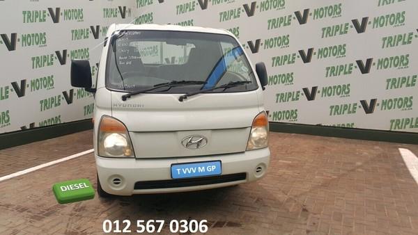 2009 Hyundai H100 Bakkie 2.6i D Fc Ds  Gauteng Pretoria_0