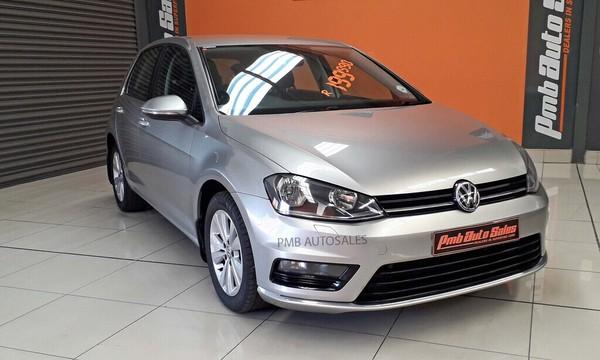 2014 Volkswagen Golf Vii 1.4 Tsi Comfortline Dsg  Gauteng Johannesburg_0