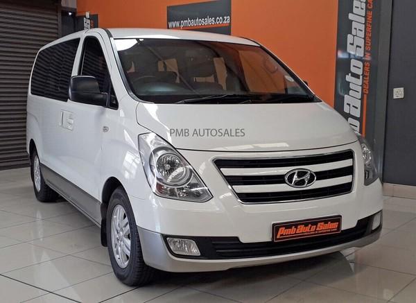 2016 Hyundai H1 2.5 CRDI Wagon Auto Gauteng Johannesburg_0