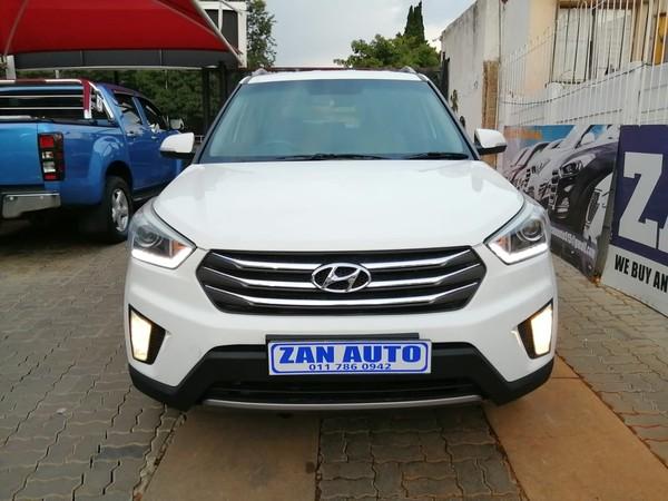 2018 Hyundai Creta 1.6D Executive Auto Gauteng Bramley_0