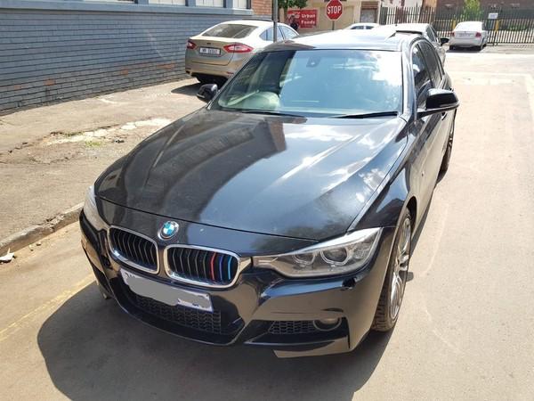 2014 BMW 3 Series 320d Sport Line f30  Gauteng Germiston_0