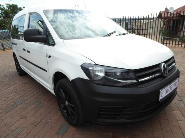 2018 Volkswagen Caddy MAXI 2.0TDi 81KW FC PV Gauteng Bramley_0
